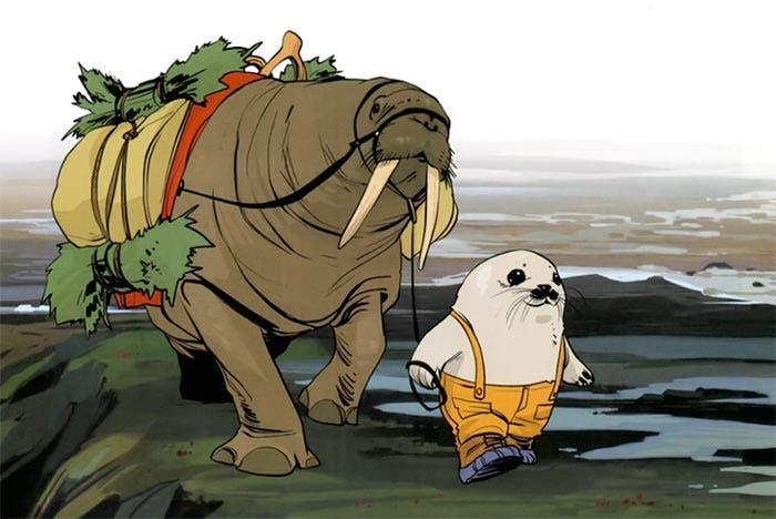 Los cómics de 'Saga' podrían convertirse en una serie de televisión