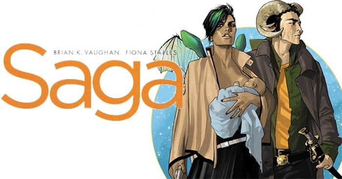 Saga (Brian K. Vaughan) | Black Friday