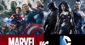 Crossover de Marvel y DC Comics