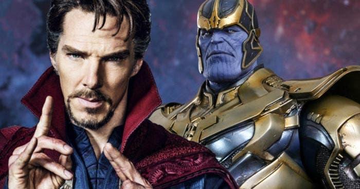 Doctor Strange - Vengadores: Infinity War