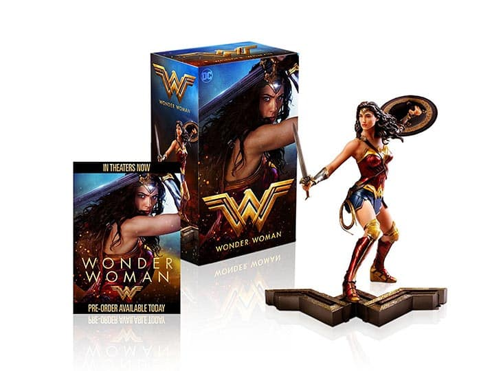 Edición limitada del Blu-ray de 'Wonder Woman'