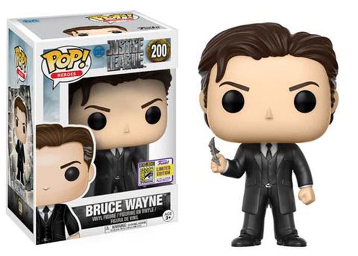Funko Pop: Bruce Wayne - Liga de la Justicia