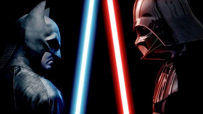 DC Comics vs Star Wars