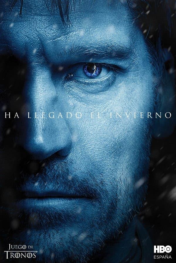 Jaime Lannister Juego de Tronos