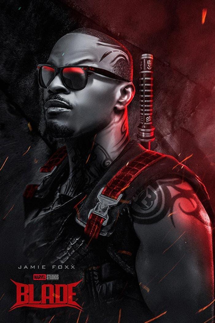 Blade - Jamie Foxx