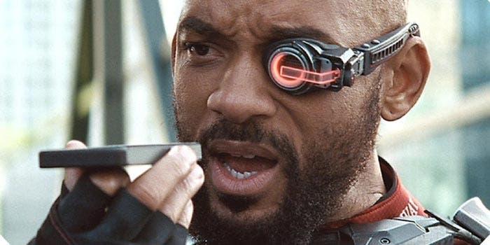 La introducción de Deadshot en Escuadrón Suicida