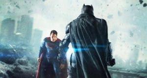 La pelea en 'Batman v Superman'