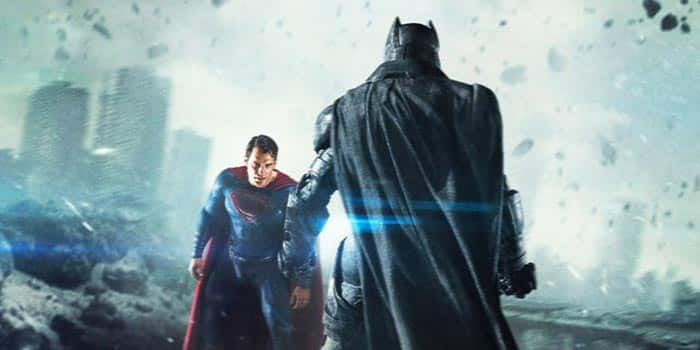 La pelea en 'Batman v Superman'