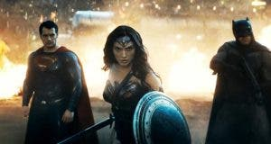 La Trinidad en 'Batman v Superman'