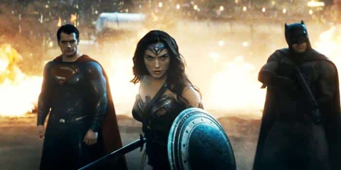 La Trinidad en 'Batman v Superman'