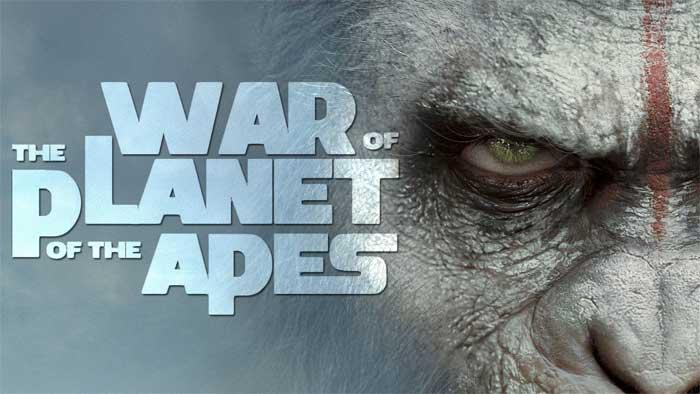 La guerra del planeta de los simios