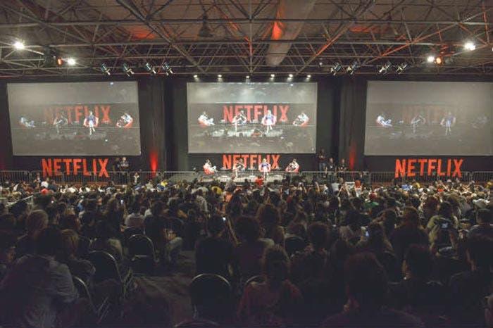 Netflix en la Comic-Con 2017