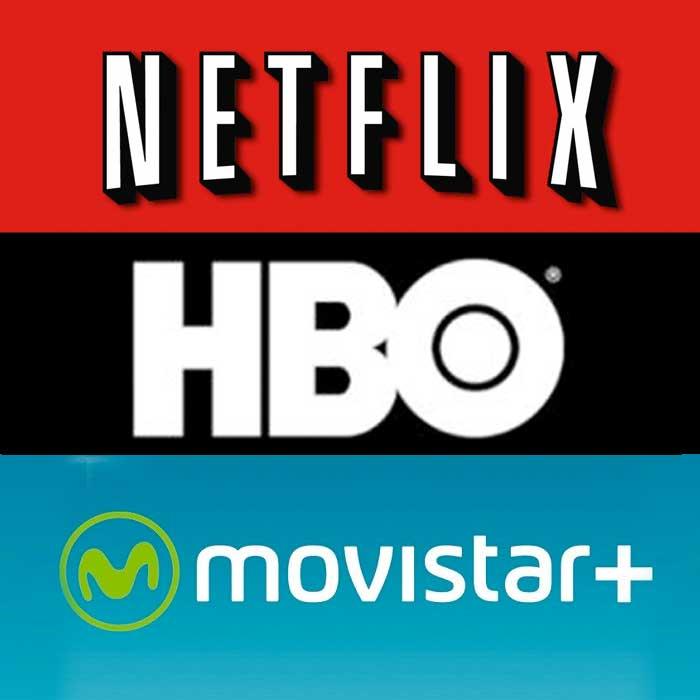 Netflix - HBO - Movistar
