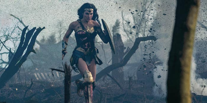 No Man's Land en Wonder Woman