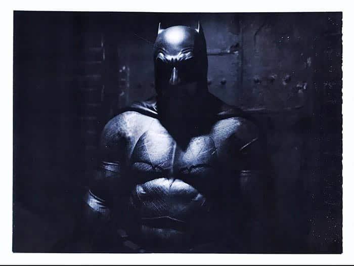 Batman en la Liga de la Justicia