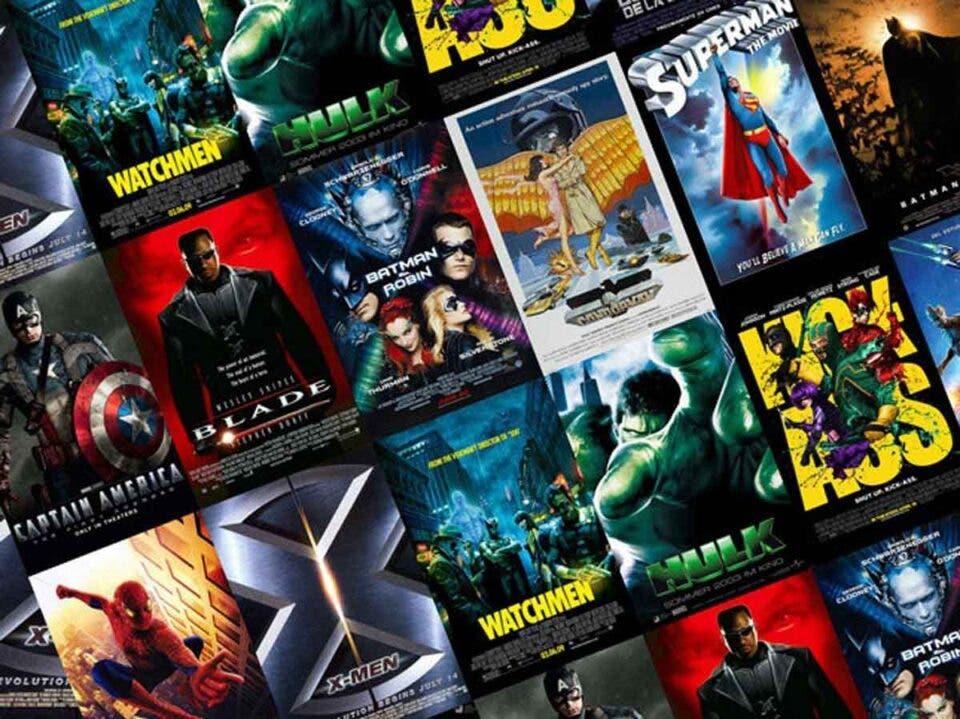 bso películas de superhéroes