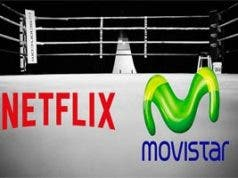 Polémica con Netflix por culpa de Movistar