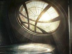 Sancta Sanctorum de Doctor Strange