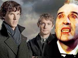 Sherlock Drácula