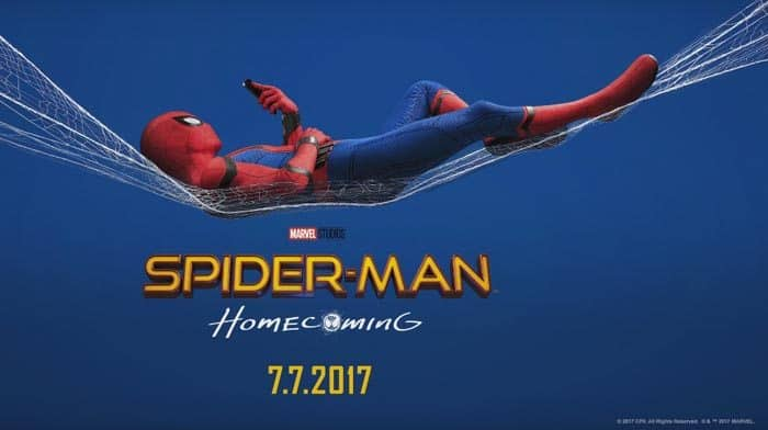 BSO de 'Spider-Man: Homecoming'