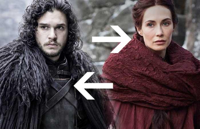 Jon Snow Juego de Tronos