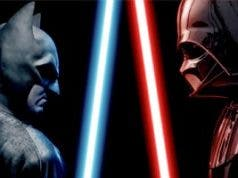 Star Wars vs DC Comics