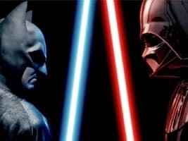 Star Wars vs DC Comics