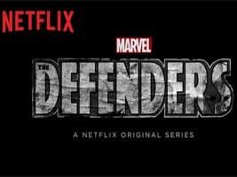 Marvel The Defenders - Estrenos de Netflix