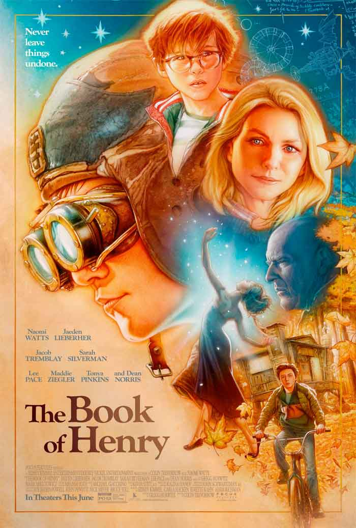 The Book of Henry del director de Star Wars: Episodio IX