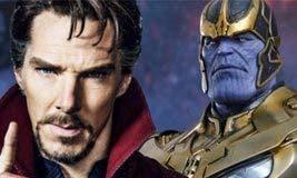 Doctor Strange ya está en el rodaje de 'Vengadores: Infinity War'