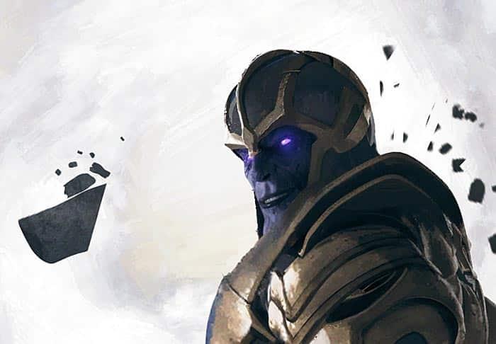 Rodaje de 'Vengadores: Infinity War'