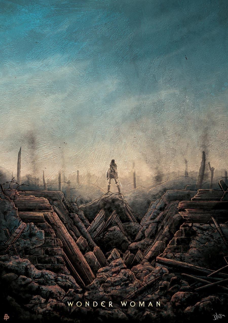 Wonder Woman (wallpaper download)