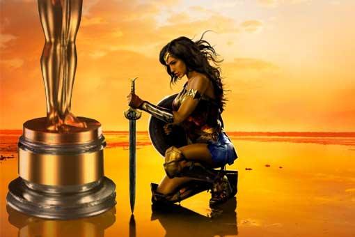 Wonder Woman Oscars