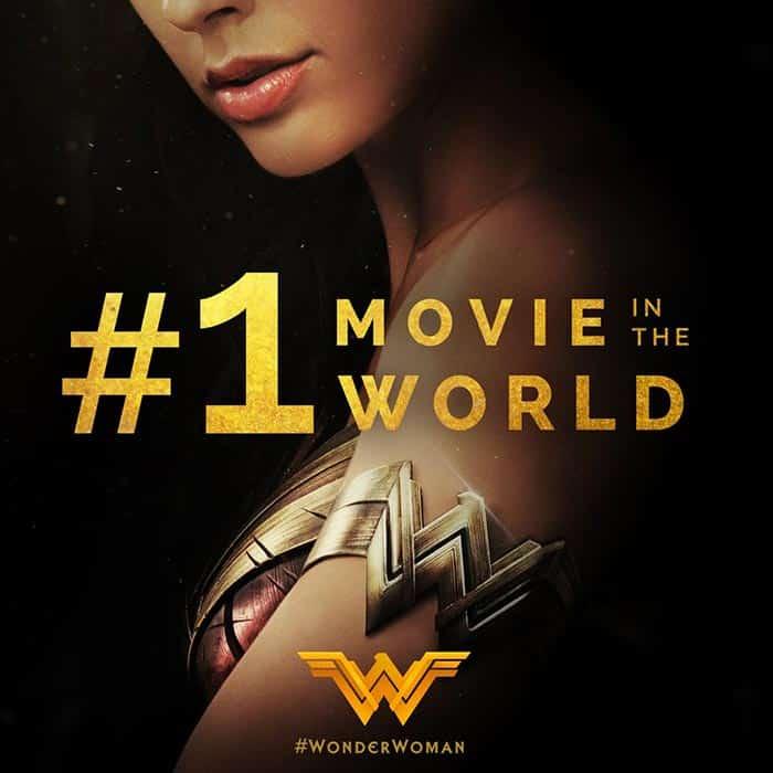 Wonder Woman ya es un icono de masas