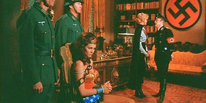 Wonder Woman: Nazis