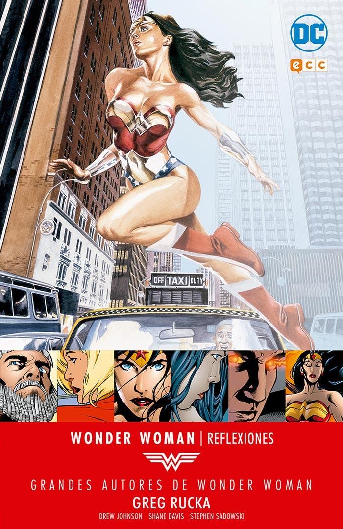 Wonder Woman: Reflexiones