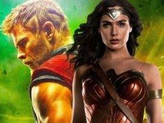 Wonder Woman vs Thor