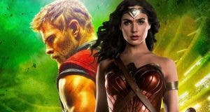 Wonder Woman vs Thor
