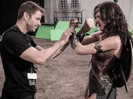 Wonder Woman Zack Snyder