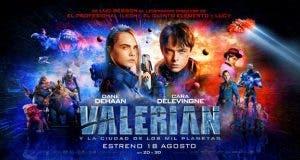 Concurso Valerian de Luc Besson