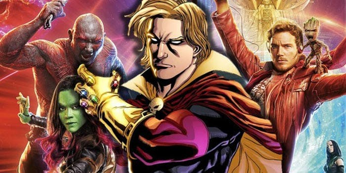 Adam Warlock - Guardianes de la Galaxia Vol 3