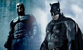 Batman vs Dark Knight