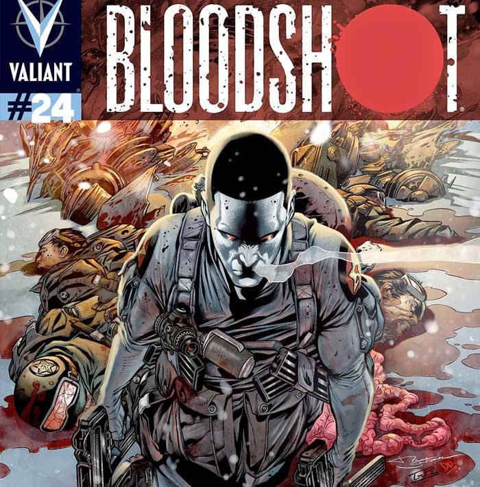 Jared Leto Bloodshot