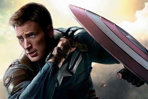 Capitán América - Chris Evans