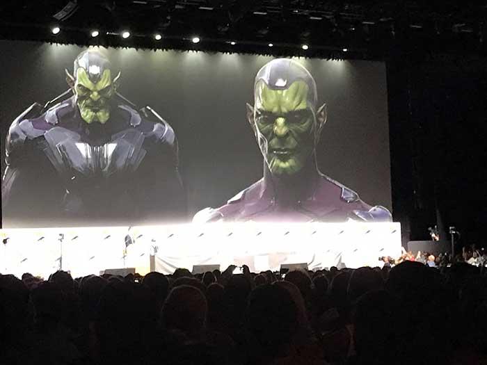 Fox le roba a Marvel los Skrulls para usarlos en X-Men: Dark Phoenix (2018)
