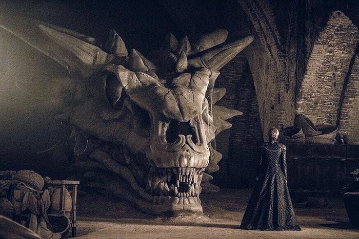 Cersei en el 7x03 de Juego de Tronos