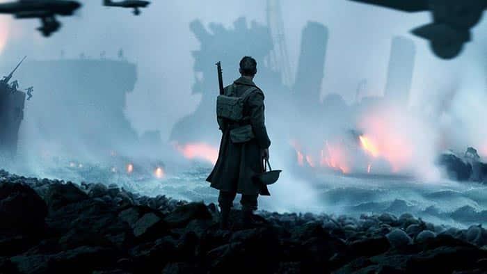 Las 5 mejores películas del verano de 2017 - Dunkirk