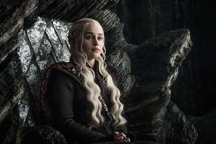 Daenerys en el 7x03 de Juego de Tronos