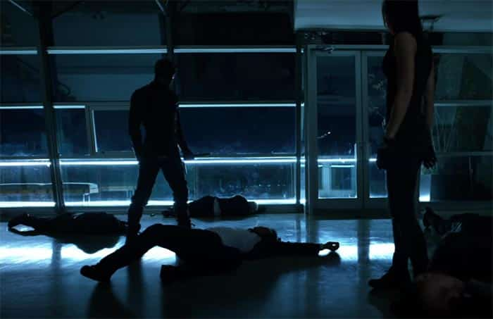 La Yakuza en Daredevil (Netflix)