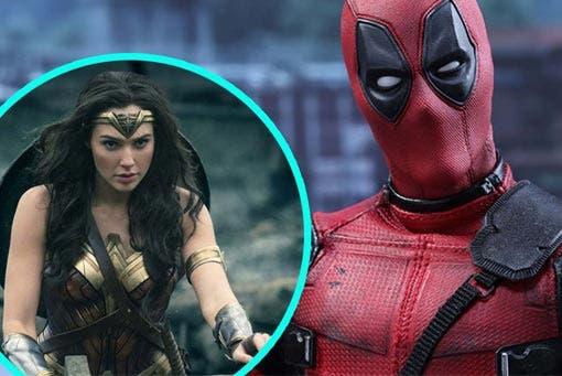 Deadpool y Wonder Woman